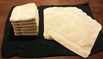 MAGNIFICENCE® WASHCLOTH 6 Pack by 1888 Mills - Made In USA