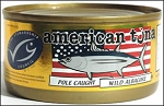 American Tuna--Pole Caught Wild Albacore-12 pack-- Delicious/ Top Quality!