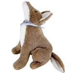 Papa Coyote Stuffed Toy- Made in USA