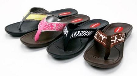 ff648664183 Okabashi Ladies Indigo Sandal w  cloth upper   Made in USA