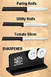 Rada Cutlery- 4 piece VALUE PACK::Knives 100% Made in USA