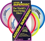 Aerobie Superdisc™- Flies straight and far!- Made in USA