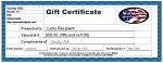 Strictly USA $50.00 Gift Certificate
