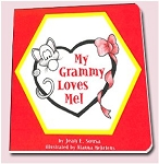 My Grammy Loves Me & My Gramps Loves Me- Childrens Books