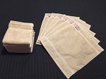 MAGNIFICENCE® WASHCLOTH 6 Pack by 1888 Mills - NEW STYLE! Made In USA