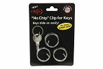 No Chip Clip:: Easy To Use Keyring