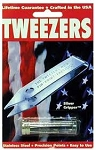 Uncle Bill's Sliver Grippers/ Tweezers- 3 pack- Made in USA:: Free Shipping