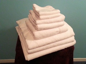 100% Made in USA Elite Towel Set ::MAGNIFICENCE- by 1888 Mills