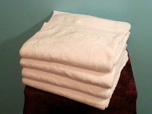 Made in USA extra large bath towels!