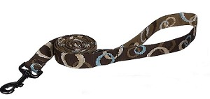 Bison Designs Dog Leash- 6 foot- Made in USA- ON SALE- 4 LEFT!