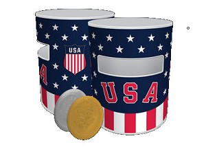 NEW!!! KAN JAM: Limited Edition USA Game Set: 100% MADE IN USA