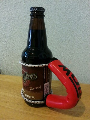 Muggies: Beverage/ Can/ Bottle Holder- NEW DESIGN! Made in USA.