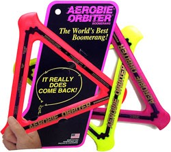 Aerobie Orbiter™ Boomerang- Made in USA (Will Call item!)::Price Includes Shipping