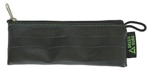 Green Guru- Medium Zip Pouch