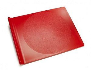 Large Red Cutting Board