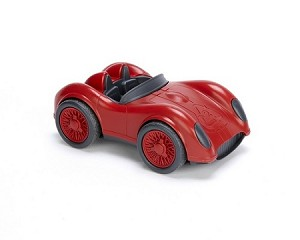 Race Car: Red