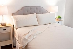 American Blossom Bed Sheets- 100% Organic Cotton! ::Made in USA!