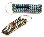 Green Guru- Climbing Rope zipper pulls