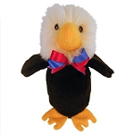 Stuffington American Bald Eaglet - Made in USA--ONLY 6 LEFT!