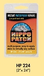 Hippo Patch: Waterproof Repair Tape::100% made in USA::SHIPPING INCLUDED