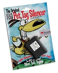 Quiet Spot Dog Tag Silencer - Made in USA
