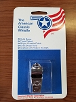American Classic Whistle: Made in USA for 50 Years!