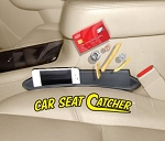 Car Seat Catcher:: No more stuff falling through the cracks! Made in USA